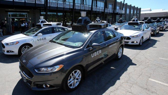 Toyota вложила в Uber 500 млн долларов