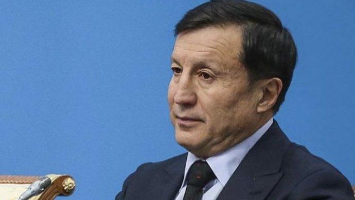 Адильбек Джаксыбеков ушел на пенсию