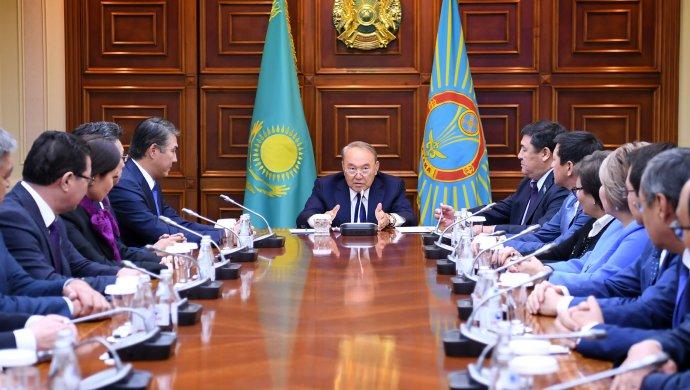 Разработать долгосрочную стратегию развития Астаны до 2050 года поручил Нурсултан Назарбаев