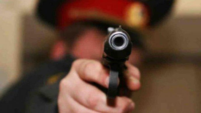 Табельный пистолет украли из полицейского участка в ЗКО