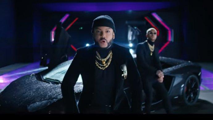 Крид иКиркоров выпустили клип нарэп-трек «Цвет настроения черный»
