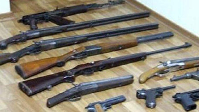 В Кызылординской области оружие регистрировали на судимых