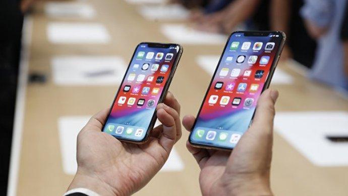 В новейшей IOS 12 для iPhone установлена программа для слежки
