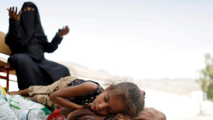 ООН предупредила обугрозе массовой смерти граждан Йемена отголода