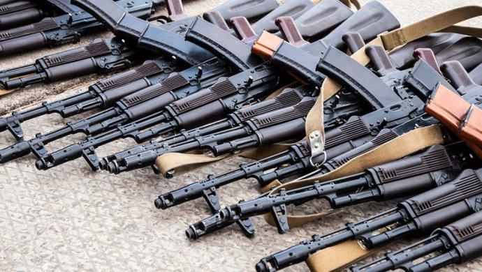 В Казахстане после введения новых правил закрылась треть оружейных магазинов