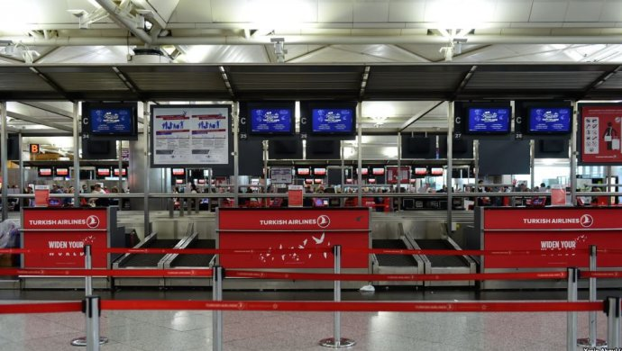 Казахстанец погиб в аэропорту Стамбула