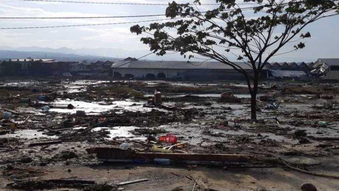 Казахстанцев нет среди жертв и пострадавших от цунами в Индонезии