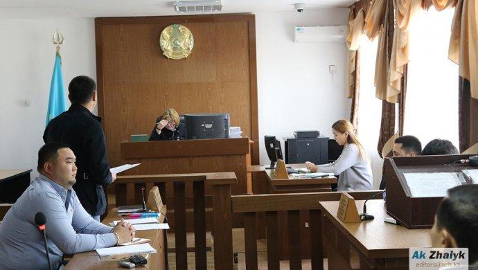 В Атырау начался заочный суд над Бергеем Рыскалиевым