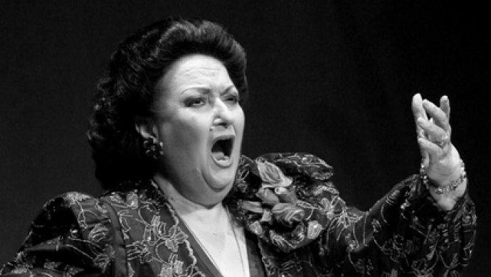 Звезда мировой оперы Монсеррат Кабалье умерла в испанской больнице