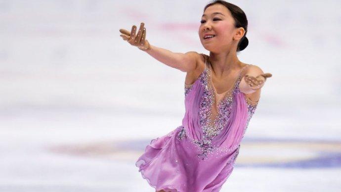 Российская фигуристка Елизавета Туктамышева выиграла турнир в Финляндии