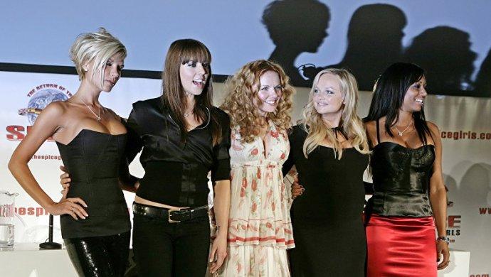 Группа Spice Girls объявит овоссоединении итурне