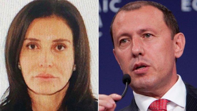 Встолице Англии  арестовали супругу  экс-главы интернационального  банка Азербайджана