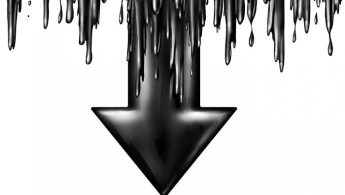 На рынке нефти новый обвал, игроки испугались избытка предложения