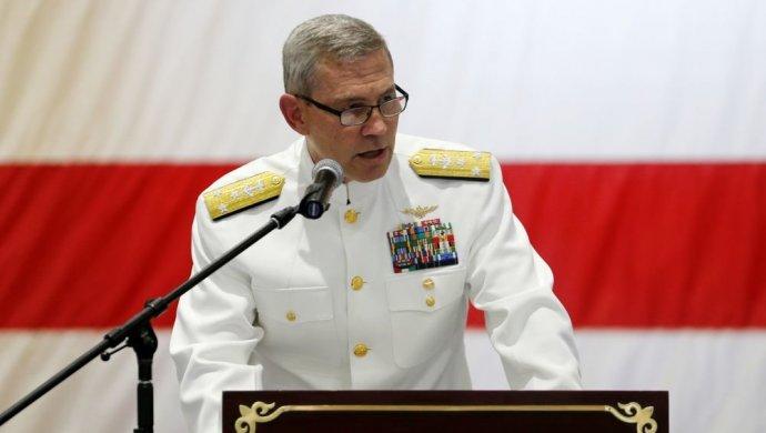 Командующий 5-ым флотом ВМС США Скотт Стирни найден мертвым в своей резиденции в Бахрейне