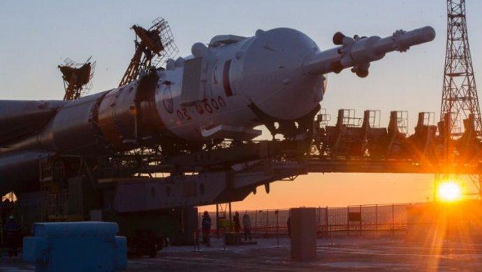 Запуск космического корабля 'Союз МС-11' с Байконура покажут в прямом эфире