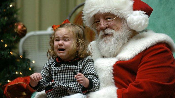 ВСША арестовали мужчину запопытку сорвать встречу Санта-Клауса сдетьми