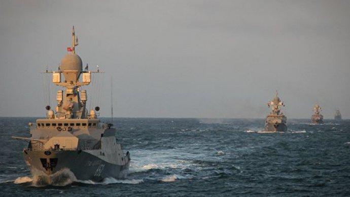 Российская Федерация иИран проведут военные учения вКаспийском море