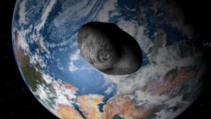 Ученые: Астероид шириной 70 метров может столкнутся сЗемлей в 2036-ом