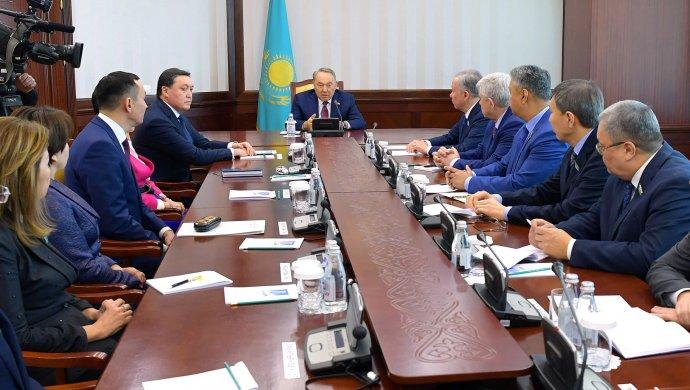 Аскар Мамин стал новым премьер-министром Казахстана