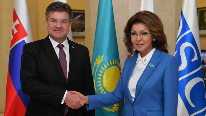 Казахстан: дочь Назарбаева отказалась баллотироваться напост президента