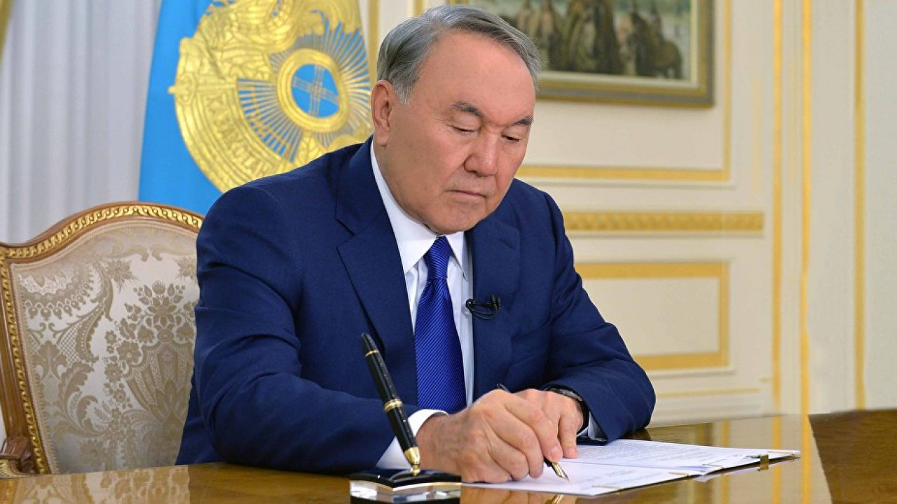 СМИ узнали о плане назначить Назарбаева почетным председателем ЕАЭС