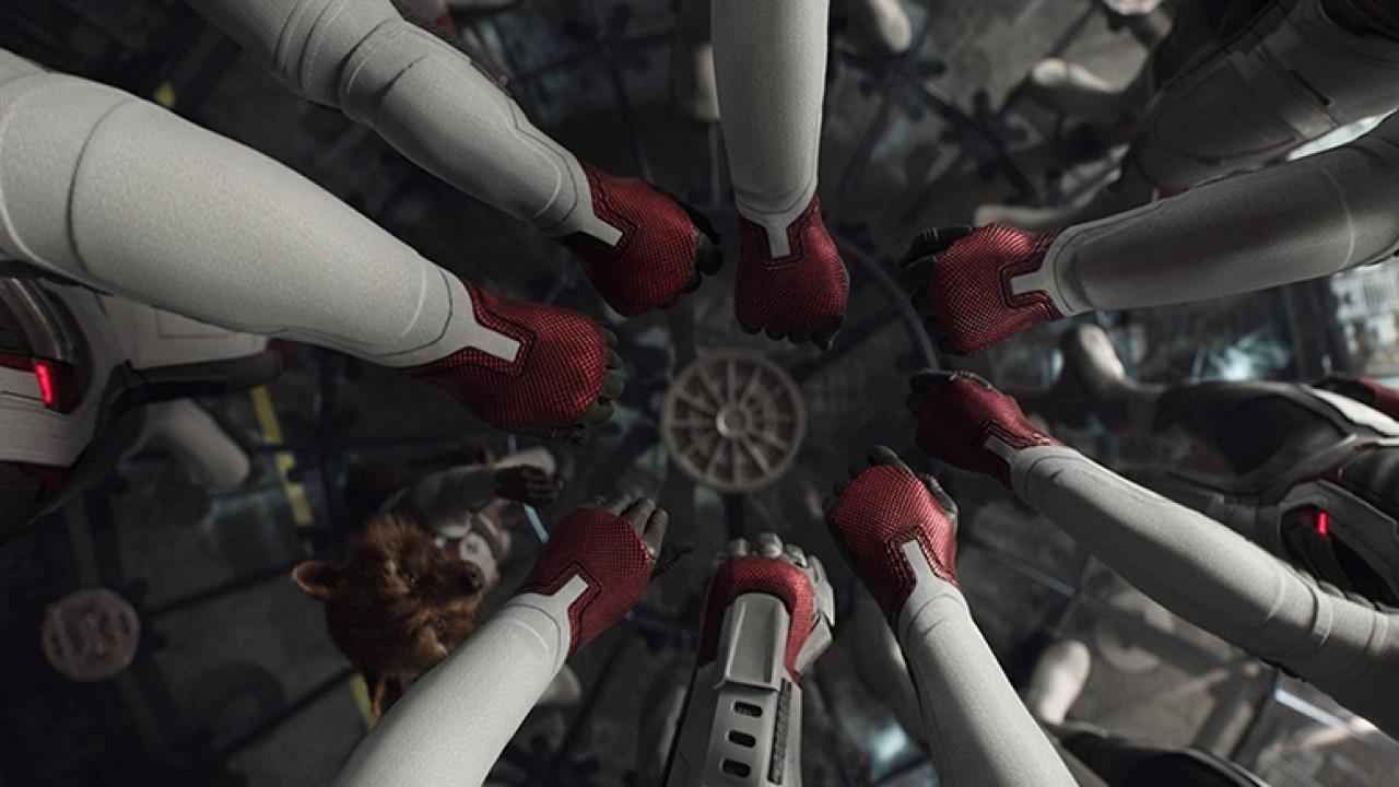 Новые 'Мстители' собрали за неделю 1,9 миллиарда долларов - новости кино