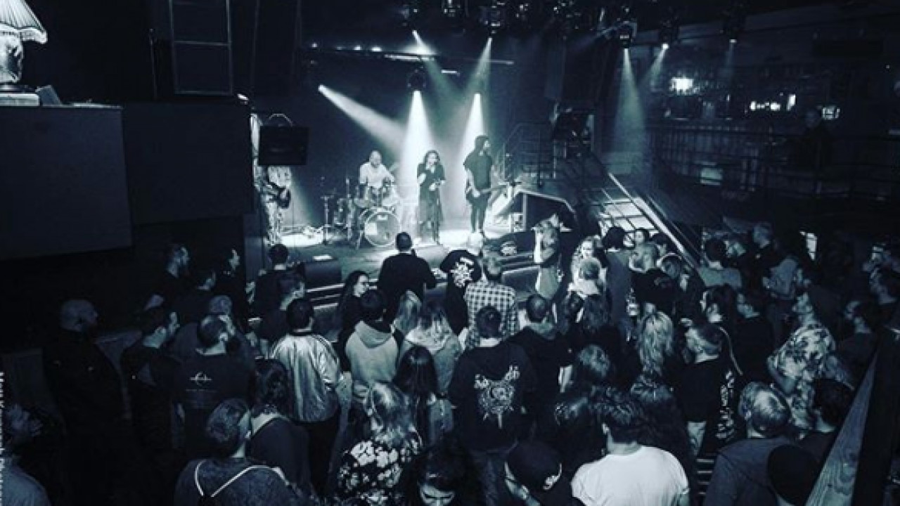 Барабанщик Korn Again пережил инсульт насцене