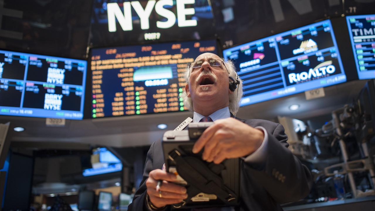Фондовые рынки США пережили наибольшее падение с начала года