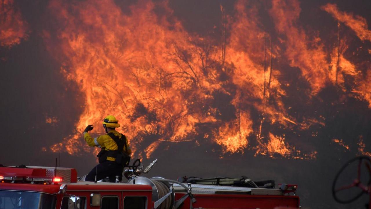 Лос-Анджелес в огне. Шварценеггер и звезды Голливуда покинули свои дома в престижных районах города