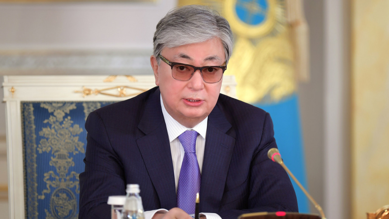 Мыненазываем произошедшее вКрыму аннексией— Президент Казахстана Токаев