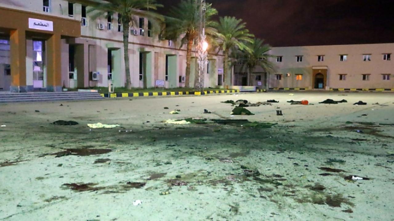 Халифа Хафтар захватил город насевере Ливии