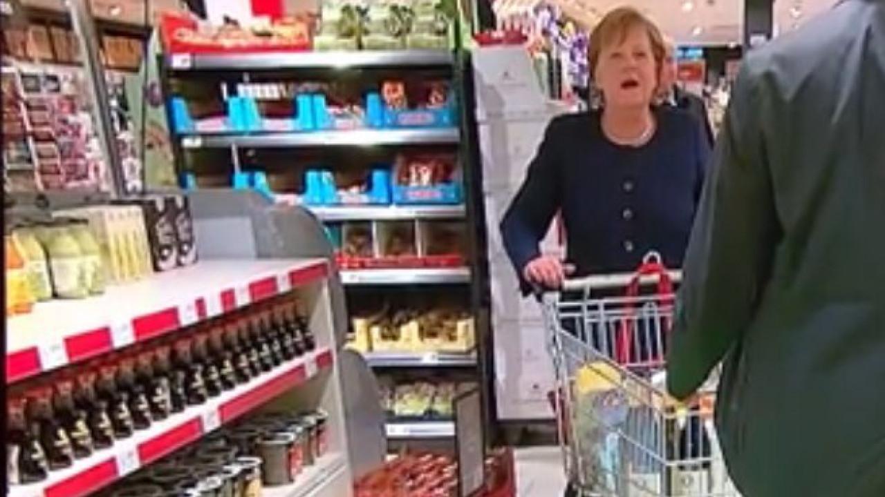 Стали известны результаты теста Меркель накоронавирус