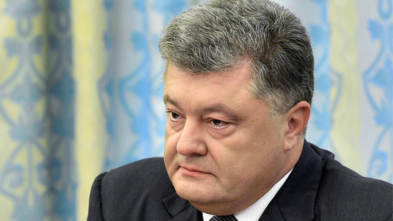 Порошенко стал подозреваемым поделу о«предоставлении незаконного приказа»