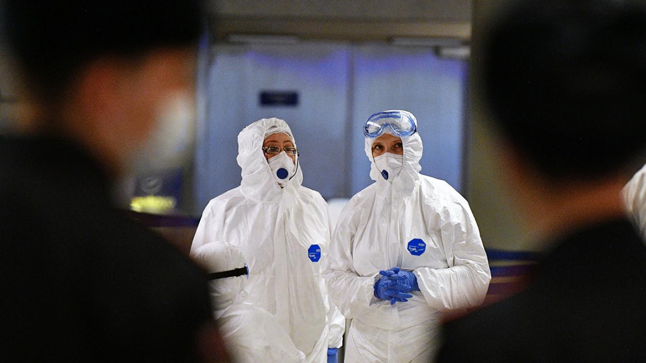 Все районы города Урумчи перевели в«режим военного времени» из-за коронавируса