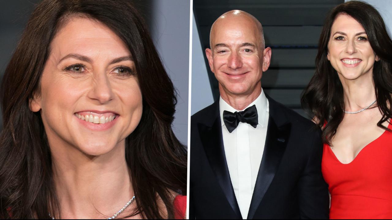 Бывшая жена основателя Amazon после развода стала самой богатой женщиной в мире