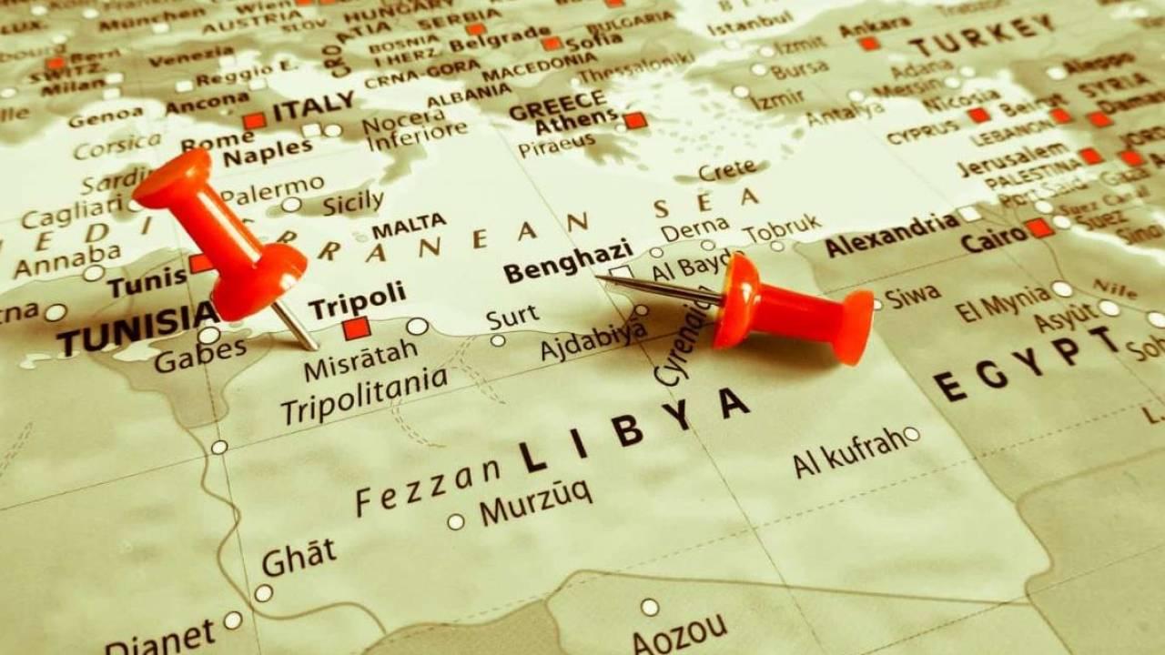 Ливия обвалила цены нанефть— Русский Еврей
