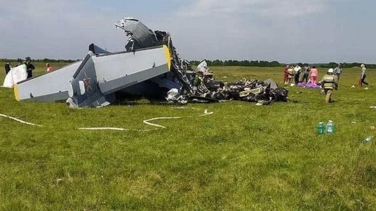 ВКемеровской области разбился самолет спарашютистами. Погибли девять человек