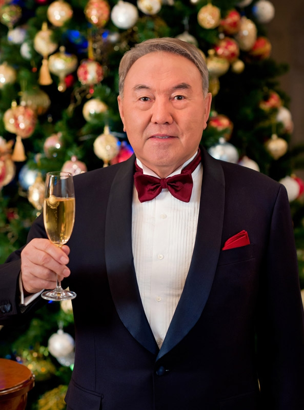 Поздравления с новым годом на казахском