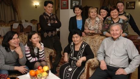 Дети батырхана шукенова 3