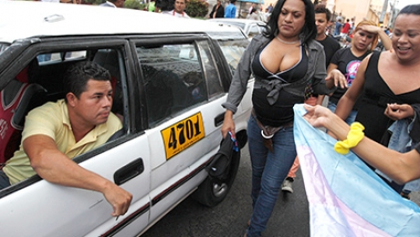 Такси сексуальная ориентация