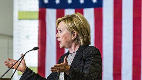 ФБР обнаружило 15 тысяч неопубликованных писем Клинтон
