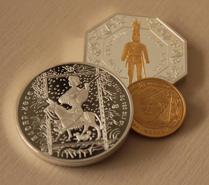 Монеты Национального Банка РК всегда в цене