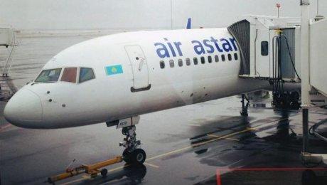 Аir Astana расследует инцидент с экстренно севшим в Алматы самолетом