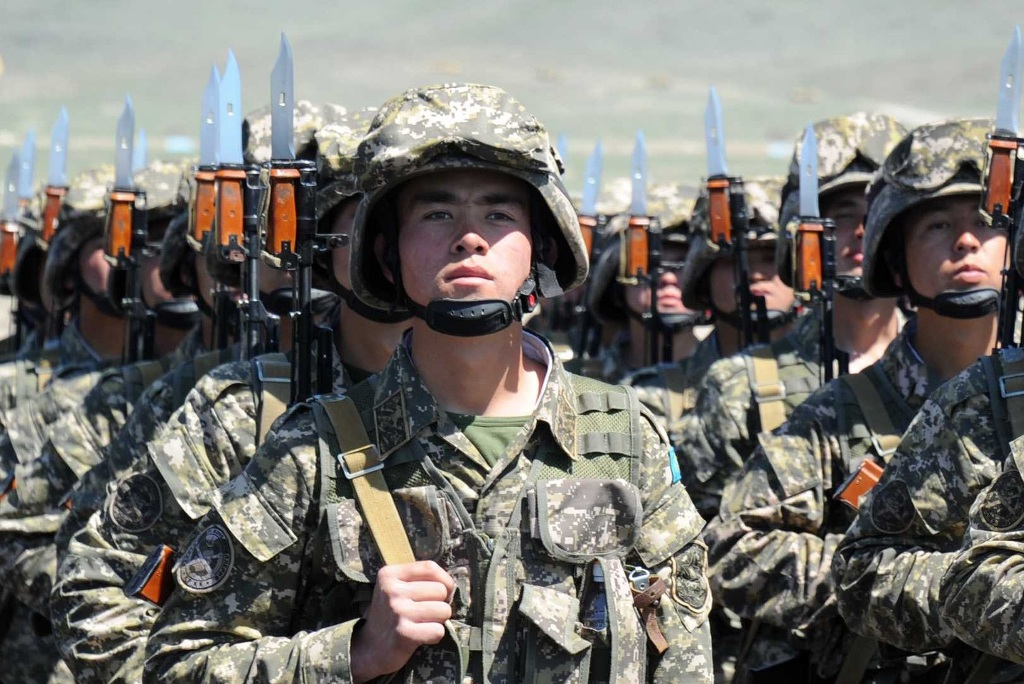 Казахстанский военные картинки