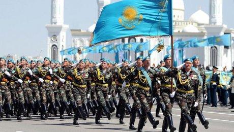 Чем удивил самый масштабный парад в истории Казахстана