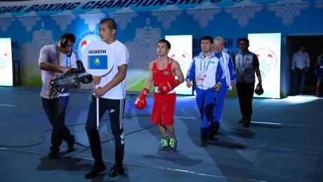 Итоги чемпионата Азии по боксу: одно золото и девять лицензий