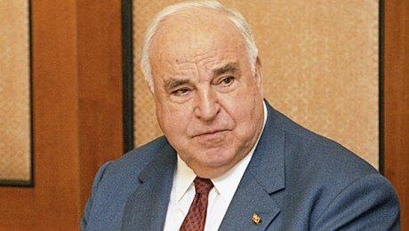 Умер бывший канцлер Германии Гельмут Коль