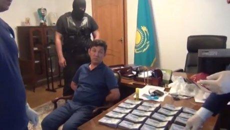 Задержан глава столичного Департамента внутреннего государственного аудита