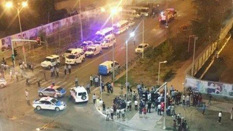 Беспорядки в Астане. Задержан 41 человек