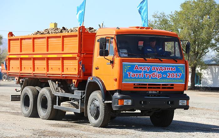 Завод по сборке сельхозтехники построят в Михайловке.